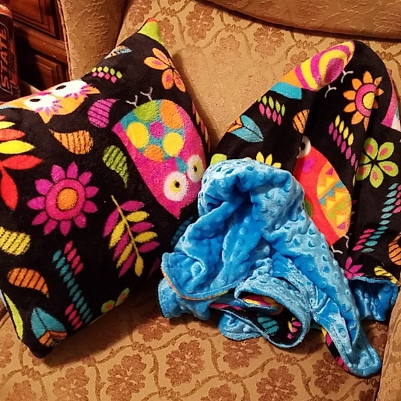 3190ab6178b Baby blanket with pillow